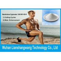 Wholesale Cutting Steroid Cycle Nandrolone Cypionate CAS 601-63-8 Male Sexual Medicine from china suppliers