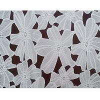 Wholesale factory supplying fashion printed lace fabric for garments from china suppliers