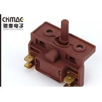 Wholesale Changeover Red Electric Oven Switch High Temperture Controller Thin Slices Terminal from china suppliers