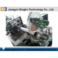 Wholesale Cutting Blade Cr12 Pipe Forming Machine With Automatic Easy Operation from china suppliers