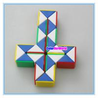 Wholesale Magic Cube Twist Snake Folding Puzzle Kids Educational Toy Gift from china suppliers