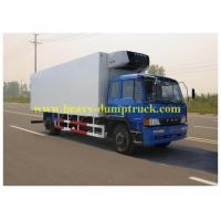 Wholesale Refrigerator box truck 4x2 drive for Africa , Sinotruk Howo Truck  from china suppliers