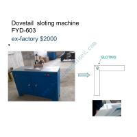Wholesale Dovetail  sloting machines from china suppliers