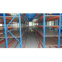 Buy cheap Customized Q235B Steel Multi-layer Mezzanine Floor System, 1000-11000mm Height from wholesalers