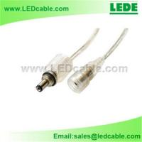 Buy cheap DC Waterproof Cable, LED DC power Cord from wholesalers