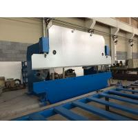 Wholesale 125T / 4000mm CNC Hydraulic Press Brake Bending Machine for Steel Plate from china suppliers