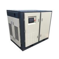 Wholesale Oil Injected 20HP To 420HP Two Stage PM VFD Frequency Rotary Screw Air Compressor from china suppliers