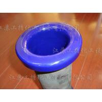Wholesale White Blue Enamel Fine Chemicals Nozzle Edge for Glass Lined Reactor Repair from china suppliers