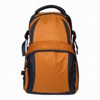Wholesale Sports Backpack with a Padded Straps and Back Part, Suitable for Laptops from china suppliers