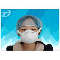 Quality Disposable respirator  FFP3 with valve ,  made from non - woven , EN149 certificated for sale