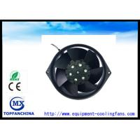 Wholesale 110v Industrial Ventilation Fans AC Brushless Fan 6 . 7 Inch Brushless Cooling Fans from china suppliers