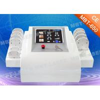Wholesale Salon Rf Diode Lipo Laser Slimming Machine Cellulite Removal And Skin Elasticity from china suppliers