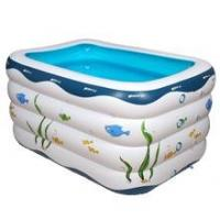 Wholesale Portable Inflatable Swimming Pools 0.35 mm thickness , 65 * 88 * 70 cm reach5 , 6p free from china suppliers