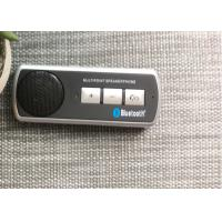 Wholesale Portable car radio transmitter Hands free In-Car Bluetooth Speakerphone Car Kit Speaker Phone with Sun Visor Clip from china suppliers