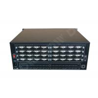 Wholesale Max Signal output RS232  Multi screen lcd Video Wall controller 144ch DDW - P600A-D from china suppliers