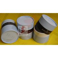 Wholesale Customized Food Packaging Tubes , Chocolate Paper Tube Containers from china suppliers
