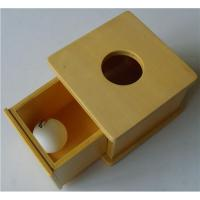 Wholesale Toddler Imbucare Box with Ball from china suppliers