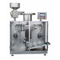 Wholesale High Speed Automatic Strip Packing Machine , Capsule / Tablet Packaging Machine PLC Controlled from china suppliers