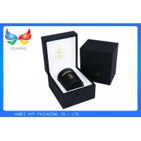 Wholesale Hot Stamping Logo Luxury Gift Boxes And Bags Wooden And Leather Material from china suppliers