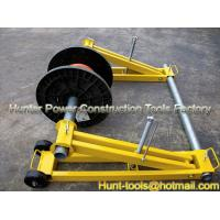 Wholesale Hydraulic Drum Elevators Cable Drum Handling Equipment from china suppliers