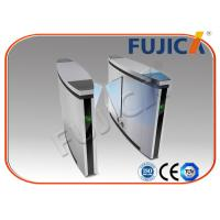 Buy cheap Durable Automation Entrance Turnstiles With Visitor Management System from wholesalers
