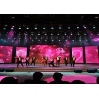 Wholesale 256*128mm P4 Advertising LED Signs , Large Video Wall Led Display from china suppliers