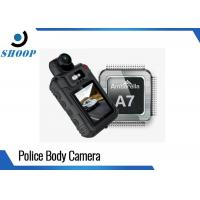 Wholesale Infrared HD Night Vision Body Camera , Small Police Body Worn Cameras from china suppliers