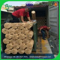 Wholesale High proformance 60gsm 70gsm 80gsm 90gsm 100gsm Plotter Paper Roll from china suppliers