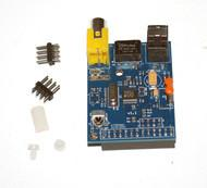 Wholesale HiFi DAC (Digital version) Shield for Raspberry Pi from china suppliers