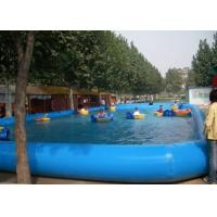 Wholesale Water Equipment Kid Swimming Pool With Inflatable Toys /Inflatable Swimming Pool from china suppliers