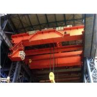Wholesale 74 Ton QDY Mode Casting Overhead Bridge Gantry Crane With Rubber Buffers from china suppliers