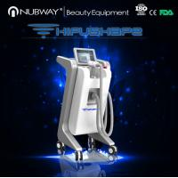 Wholesale good quality high intensity focused ultrasound hifu slimming machine from china suppliers
