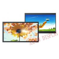 Wholesale Black 22 Inch Advertising LCD Display Screen CCTV LCD Monitor BNC HDMI from china suppliers