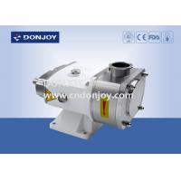 "Wholesale Vertical sanitary High Purity Pumps 2"" Clamped connection for transfer cosmetic syrup pharmacy from china suppliers"