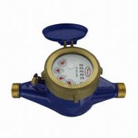 Wholesale Multi-jet Water Meter, Ideal with Wide Flow Ranges and Even in Low Flow Application from china suppliers