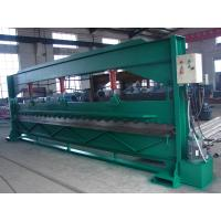 Wholesale HT-4M Color Steel Sheet Hydraulic Bending Machine / Sheet Metal Bender from china suppliers