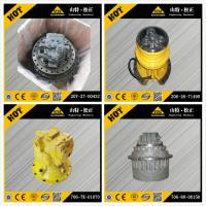Wholesale komatsu excavator parts .PC120-5 travel motor 203-27-00070 ,komatsu spare parts from china suppliers