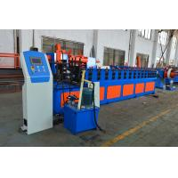 Wholesale Galvanized Steel Roll Forming Line , Racking Roll Forming Machine from china suppliers