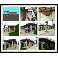 Wholesale WPC landscape pergolas from china suppliers