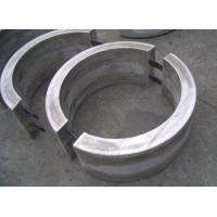 Wholesale Pipelines Zinc Bracelet Anodes With underground / under mud / under seawater from china suppliers