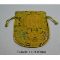 Wholesale Custom Satin Drawstring Jewelry Gift Bags With Band 100*100mm from china suppliers