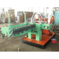 Wholesale Green Pneumatic Forging Press Machine , Hot Forming Machine High Precision from china suppliers