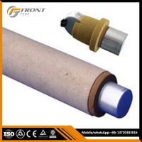 Wholesale Immersion sampler probe for molten steel with aluminum from china suppliers