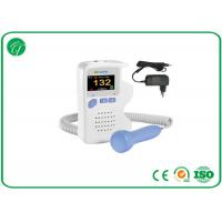 Wholesale 1bpm FHR Resolution Baby Heartbeat Doppler For Home / Clinic / Hospital from china suppliers