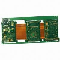 Wholesale Rigid-flex Board, 4 Layers, 1.6mm Finishing Thickness from china suppliers