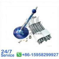 Wholesale Automatic Above Ground Swimming Pool Cleaner Deluxe Vac Cleaners With 11.2m vac Hose - T494 from china suppliers