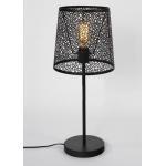 China Warm Light Reading Lamp/black shade table light/usb table light for sale