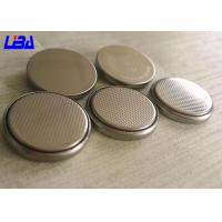 Buy cheap CR2032 CR2050  3V  Lithium Button Batteries CR2025 High Capacity from wholesalers