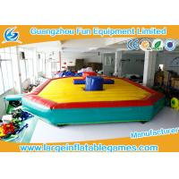 Wholesale Inflatable Saint Gladiator Duel Tortoise Fighting Inflatable Sport Games Jousting from china suppliers