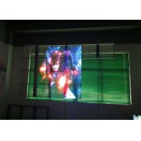 Wholesale PH10 RGB Flexible LED Display Transparent Led  Screen W 1280 x H 960 mm from china suppliers